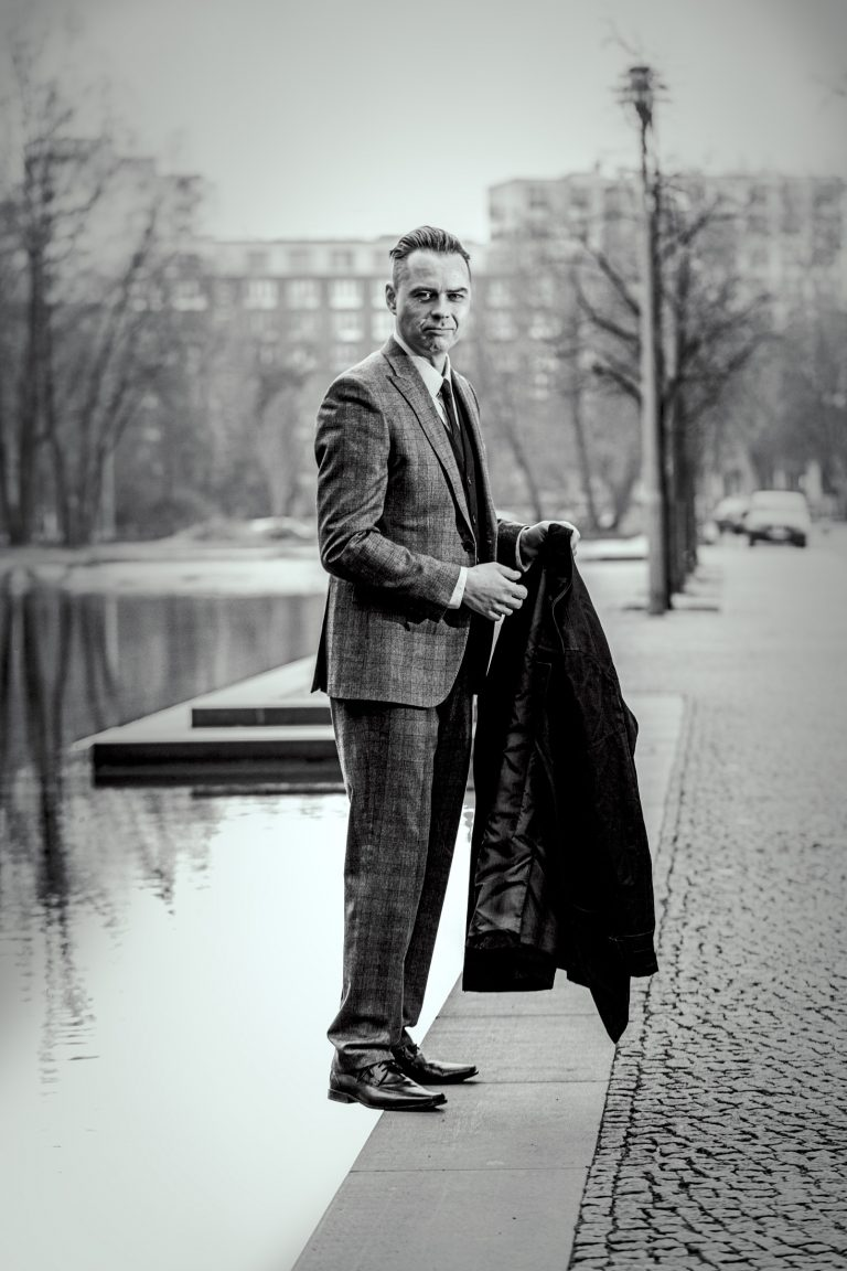 Hochzeitsgesang Pianist Entertainer Berlin Tom Engel am Wasser