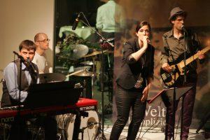 Tom Engel Trio Berliner Band für Veranstaltung